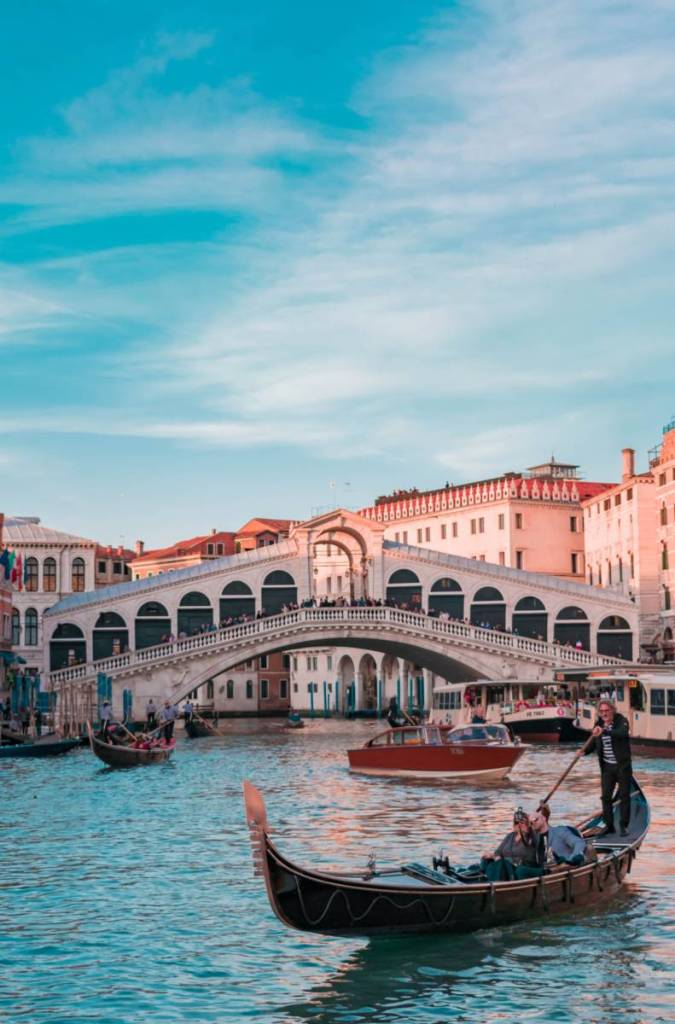 Johannesburg to Venice for just $340 return!