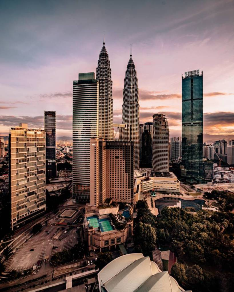 Fly from New York to Kuala Lumpur for just $468 return!