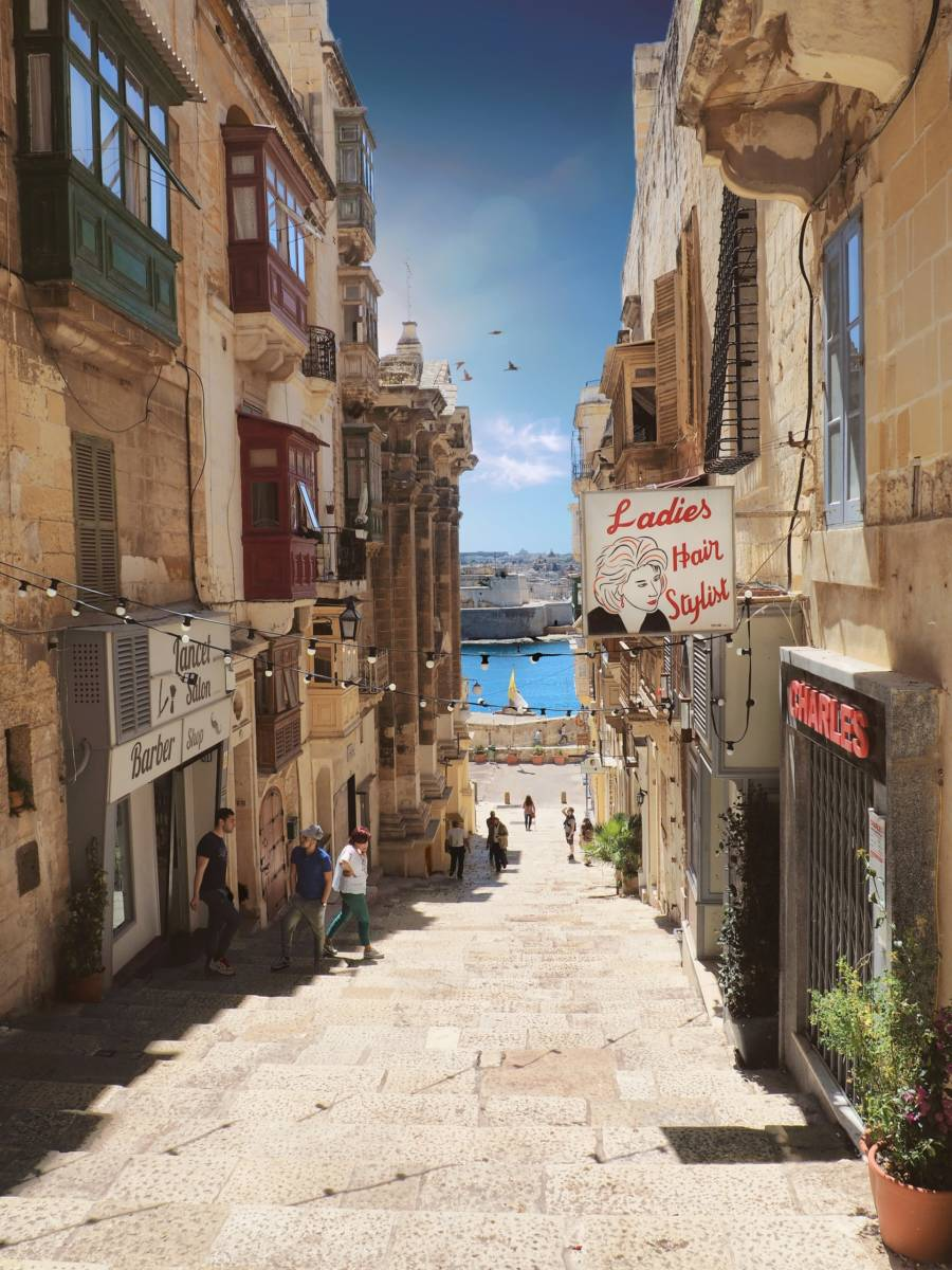 Flights from Saint Petersburg to Malta starting at €40 return for Spring 2021!