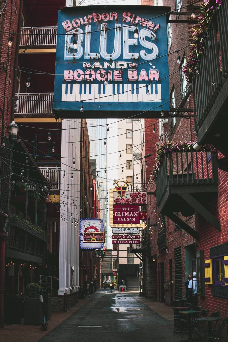 Fly from Amsterdam to Nashville for just €283 return in Summer 2021!