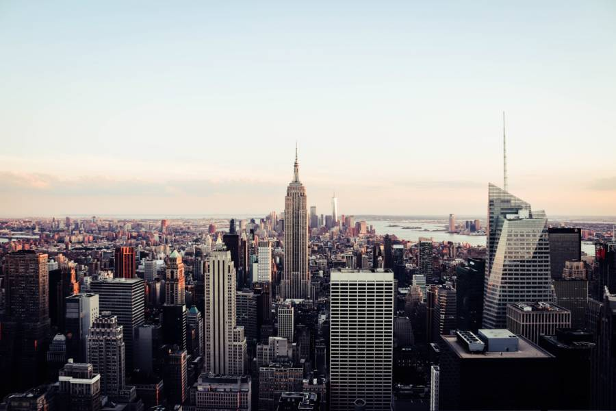 Fly from Los Angeles to New York for just $107 return!