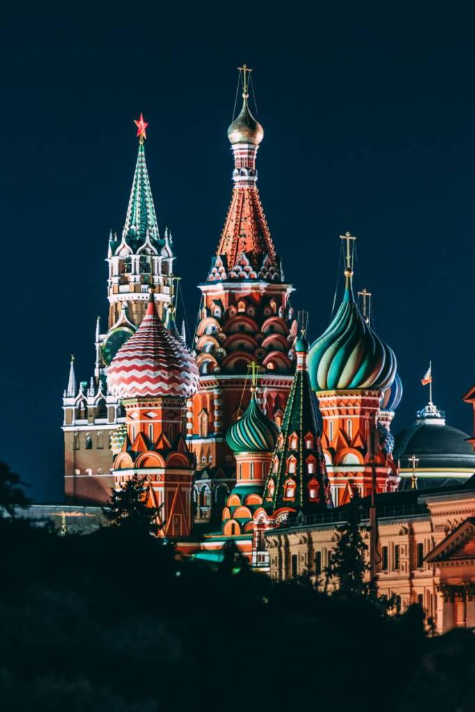 Flight deal! From London, UK to Moscow, Russia for £41 return!