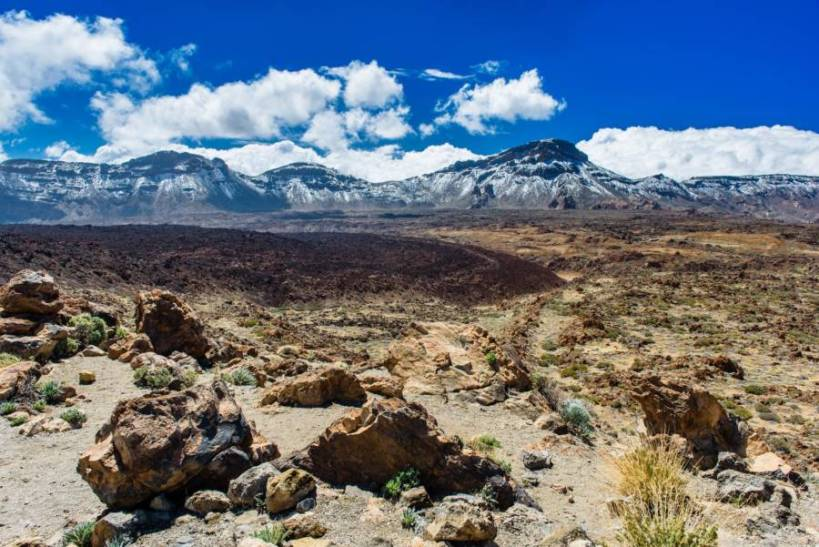 Winter holiday in Tenerife! Flights from London, UK to Tenerife starting at £44 return [£44 / $55 / 1.2 Cents Per Mile]