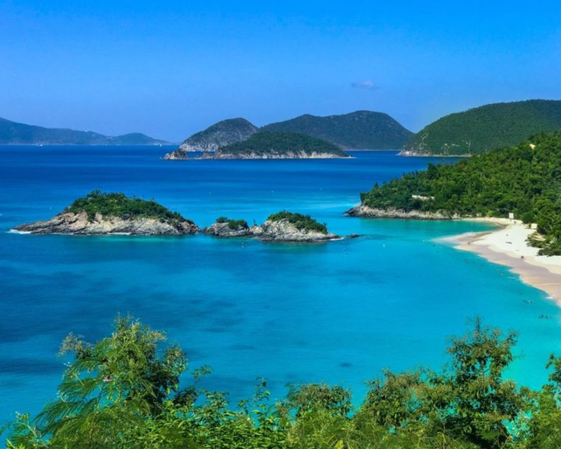 Very cheap! Flights to U.S. Virgin Islands from New York for only $98 return! [Feb 2021 − Mar 2021]