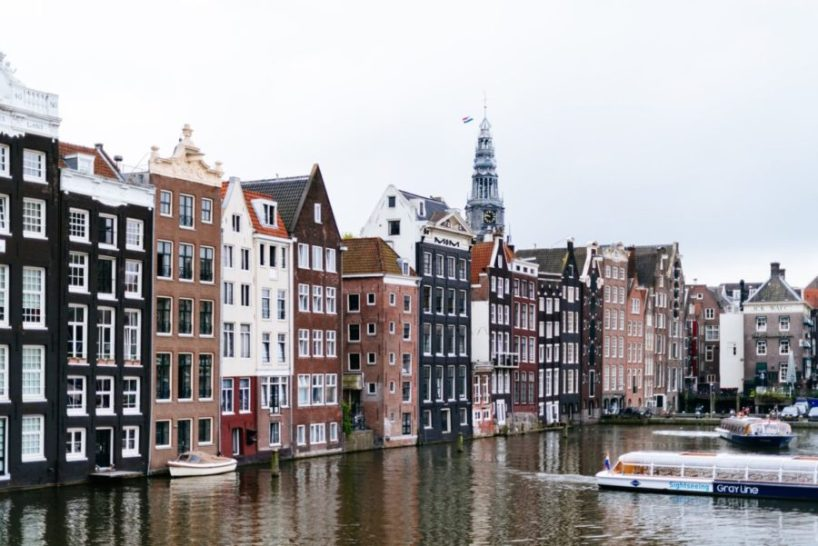 Cheap flights from Bucharest to Amsterdam starting at €38 return!
