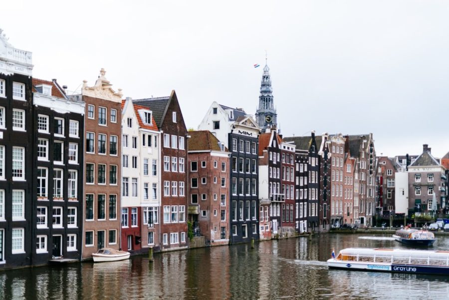Fly from San Jose to Amsterdam for just $371 return!