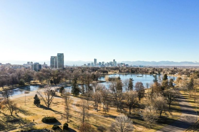 Fly from Charlotte to Denver for just $46 return!