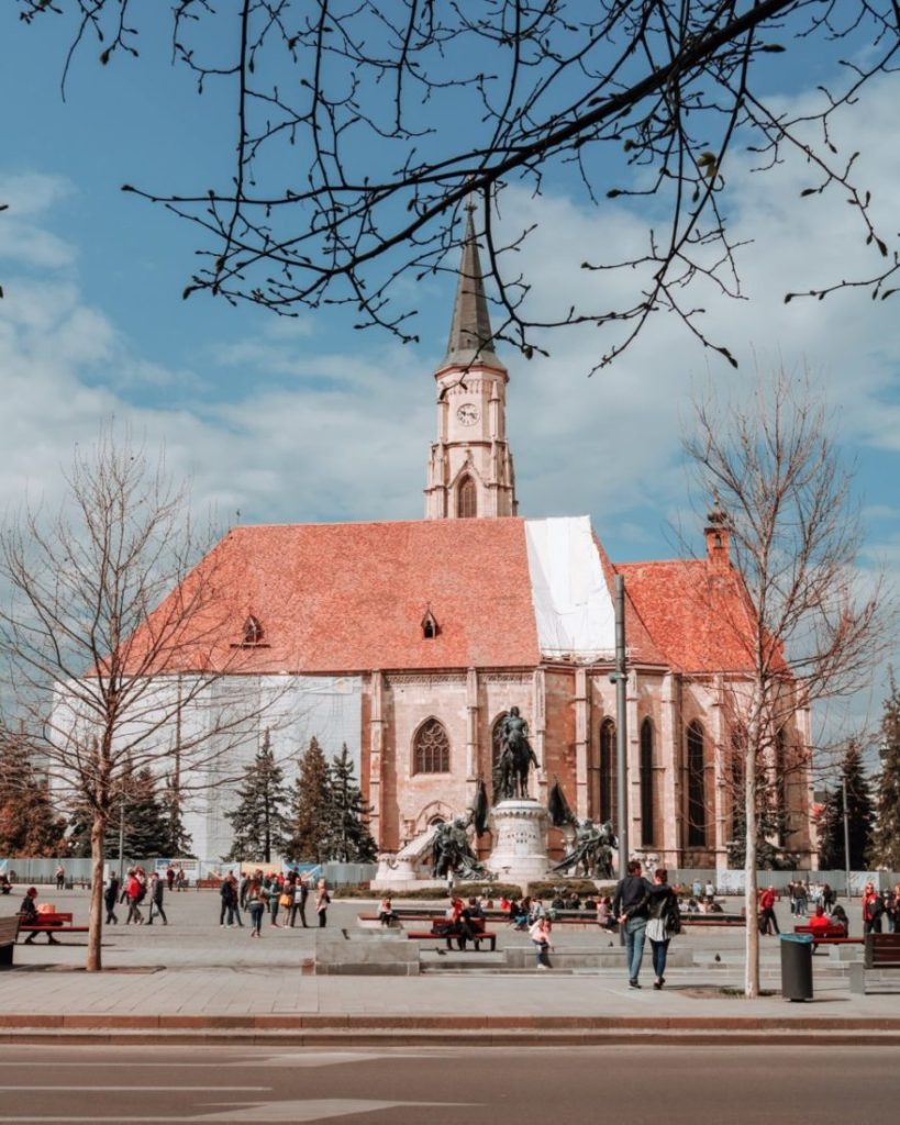 Fly from London to Cluj-Napoca for just £19 return! [Jun 2021 − Jul 2021]