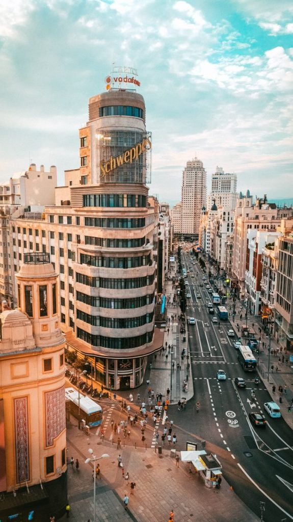 Florianopolis to Madrid for just $302 return! [Jun 2021 − Sep 2021]