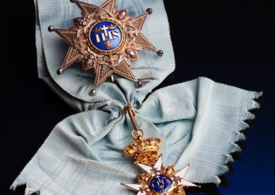 The Royal Order of the Seraphim