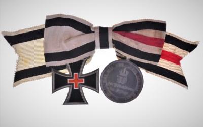 Prussian Cross of Merit for Women and Maidens (Verdienstkreuz für Frauen und Jungfrauen)