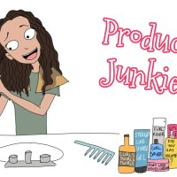 Curly Kinky Hair Business : Product Junkie
