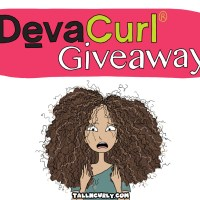 Tall N Curly needs a Miracle + DevaCurl Giveaway!