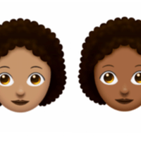 Apple will release natural hair/curly hair emojis in 2018