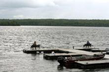 fishingoffdock