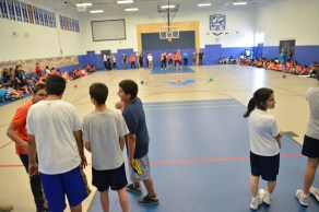 Staff Student Dodgeball Game - 2013 (13 of 54)