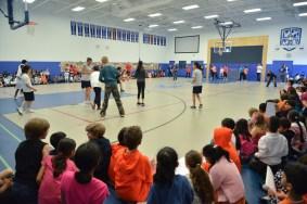 Staff Student Dodgeball Game - 2013 (19 of 54)