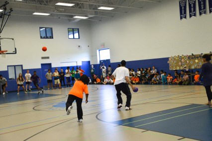 Staff Student Dodgeball Game - 2013 (2 of 54)