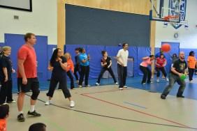Staff Student Dodgeball Game - 2013 (21 of 54)