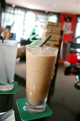 Friendscino - Iced Mocha (RM 11.00)
