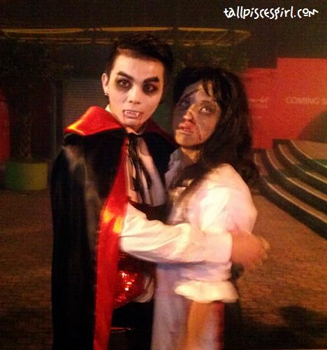 Edward and Bella?