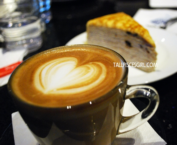 Malacca Cafe Latte Price: RM 8.80