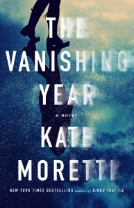 The Vanishing Year Cover