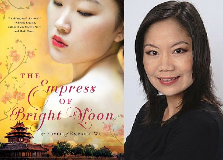 Happy Book Birthday to Weina Dai Randel + THE EMPRESS OF BRIGHT MOON
