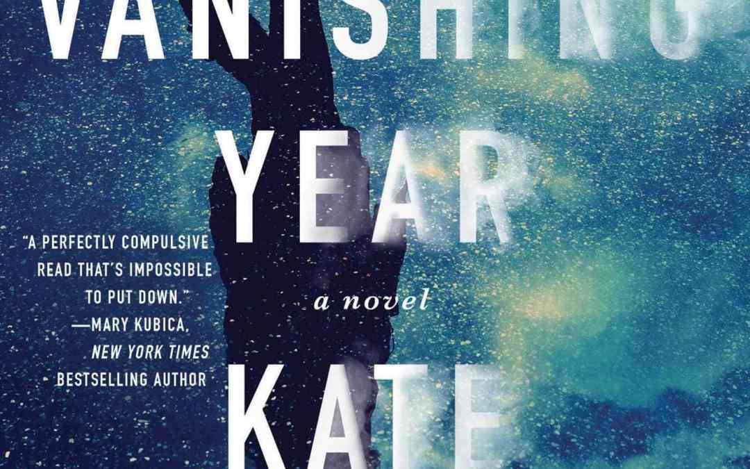 Meet NYT-Bestselling Author Kate Moretti & THE VANISHING YEAR