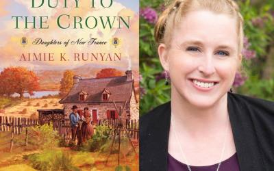 Aimie K. Runyan Revisits Old Friends with DUTY TO THE CROWN