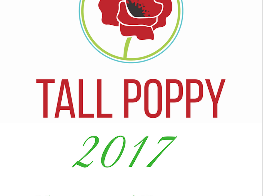 A Tall Poppy Writers Reading Challenge to kick off 2017