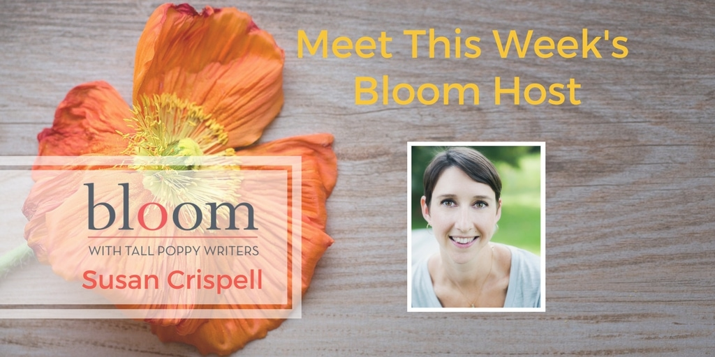 Are You in Bloom with Susan Bishop Crispell?