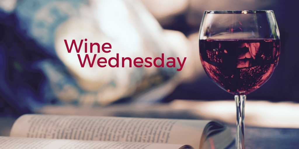 Wine Wednesday: Books and Bottles Author Kate Moretti