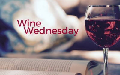 Wine Wednesday: Tall Poppies in Wine Country