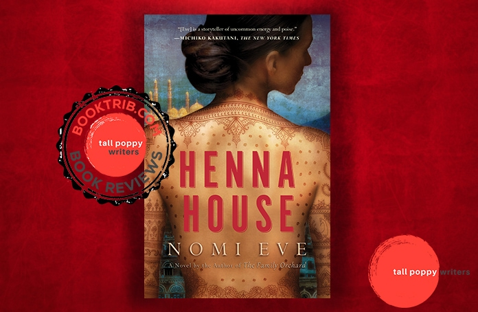 BookTrib Review of Henna House