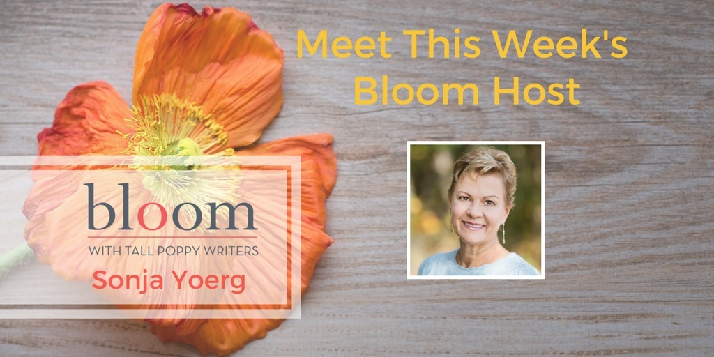 Are You in Bloom with Sonja Yoerg?