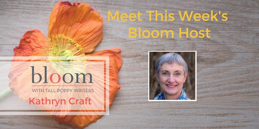 Are You in Bloom with Kathryn Craft?