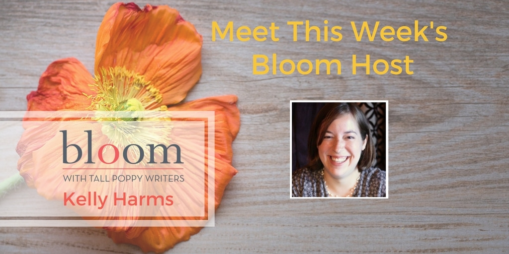 Are You in Bloom with Kelly Harms?