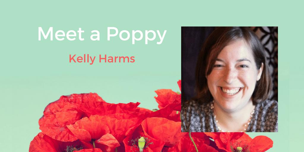 Meet a Poppy: Kelly Harms