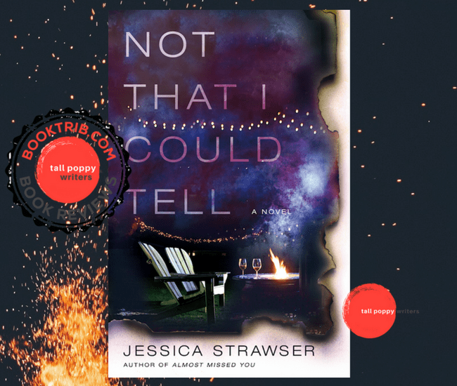 BookTrib Review: Not That I Could Tell