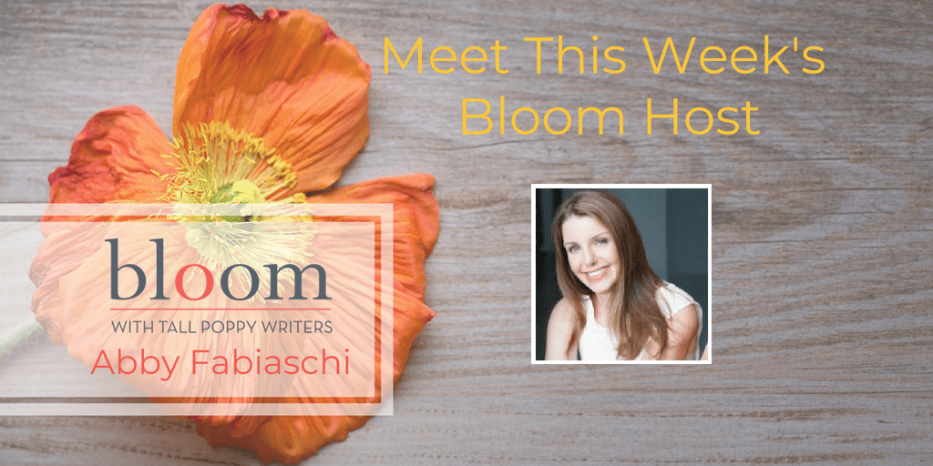 Are You In Bloom with Abby Fabiaschi?