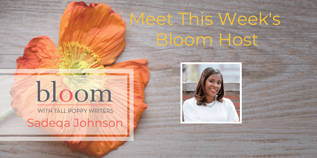 Are You In Bloom With Sadeqa Johnson?