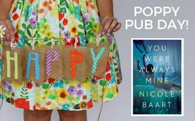 Happy Pub Day to YOU WERE ALWAYS MINE and Nicole Baart