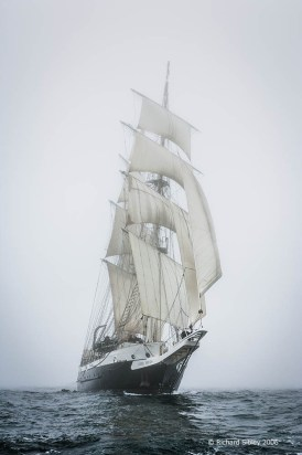 Lord Nelson, 50th Anniversary Tall Ships Race Torbay