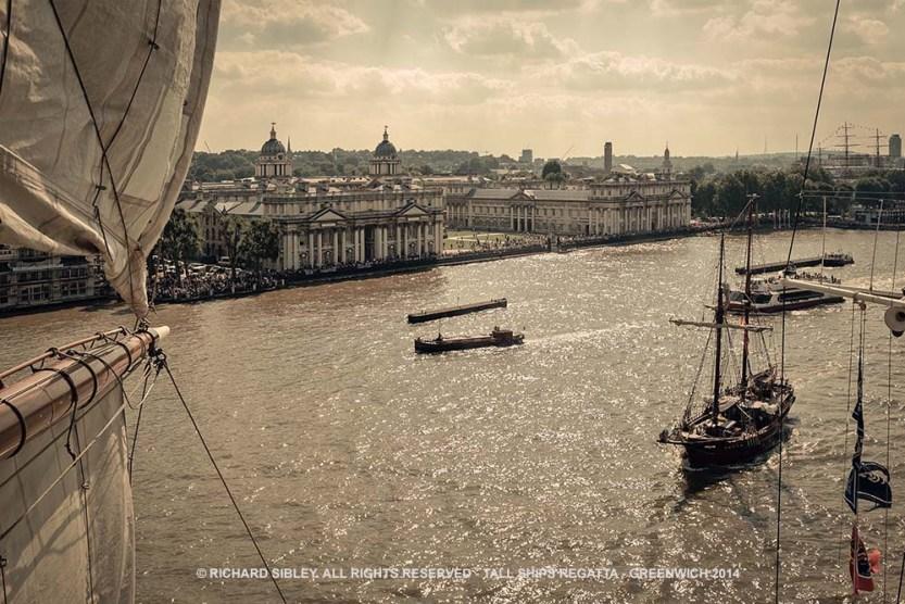 Gulden Leeuw,Royal Museums Greenwich,Tall Ships,Thames,
