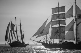 Capitan Miranda,Shabab Oman,Tall Ships,Funchal 500, Falmouth,
