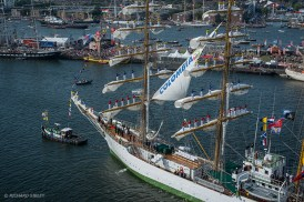 Gloria,Sail Amsterdam,Tall Ship