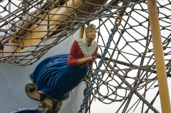 Grossherzogin Elisabeth. Antwerp Tall Ships Race 2010