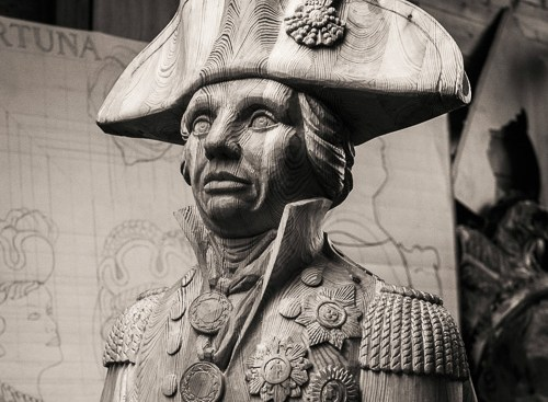 Lord Nelson,Andy Peters,Maritima Wood Carving,Frederick Dickerson,Hellyer and son portsmouth,HMS Nile,HMS Trafalgar,HMS Nelson