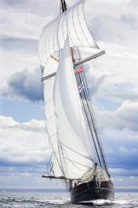 Wilde Swan;North Sea Regatta; Hartlepool 2010
